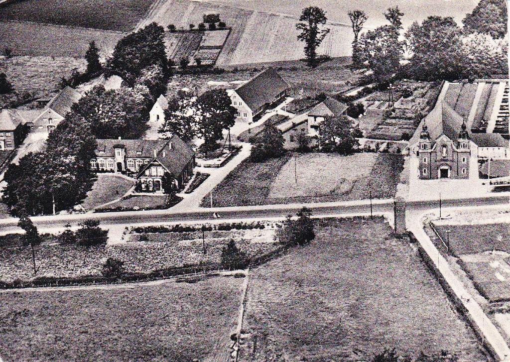 Ansichtskarte um 1931
