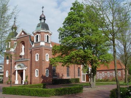 Logo Kirche Höltinghausen