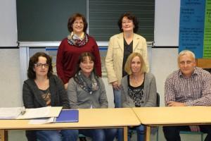 Vorstand Förderverein 2013