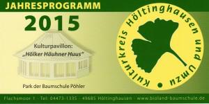 Kulturkreis 2015