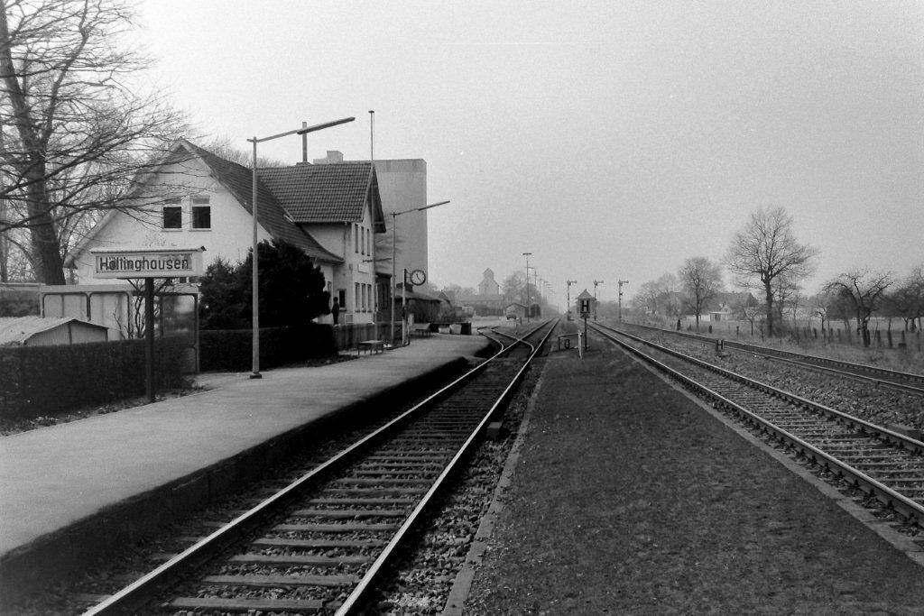 Bahnhof Hoeltinghausen