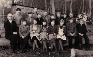 Schulentlassung 1956 1
