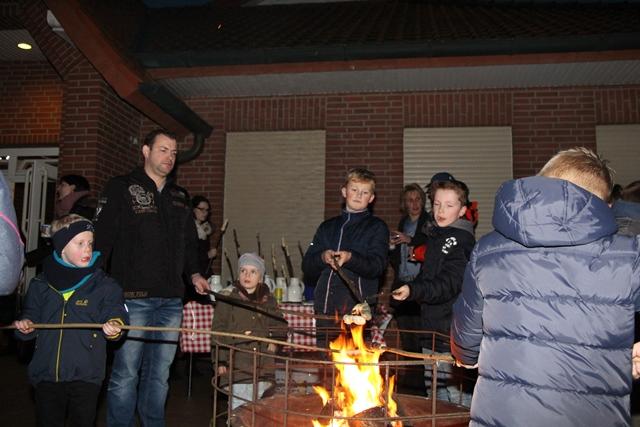 Adventsblasen 2015_Stockbrot