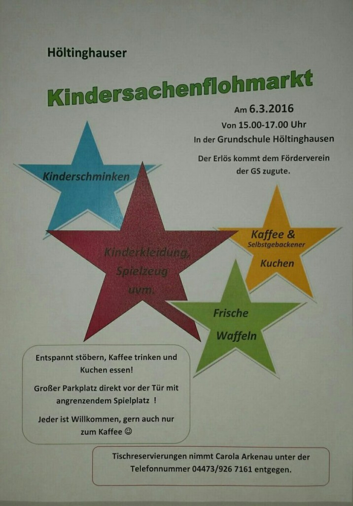Kindersachen-Flohmarkt2016