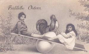 Ostern 1908